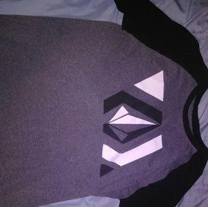 Medium sized volcom shirt